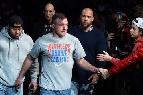 Matt Hughes is an MMA legend