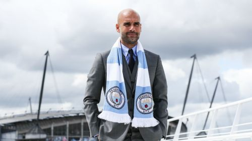 Guardiola has changed Manchester City profoundly
