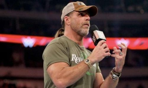 Shawn Michaels could make an in-ring return