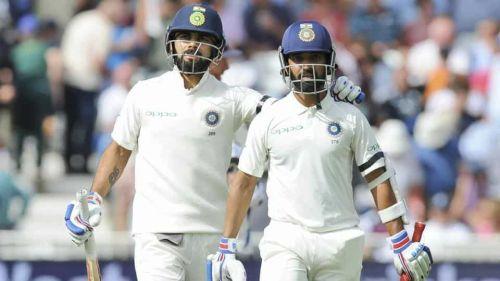 Image result for indian batting at trent bridge