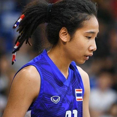 Thailand's Supira Klanbut (Image Courtesy: FIBA)