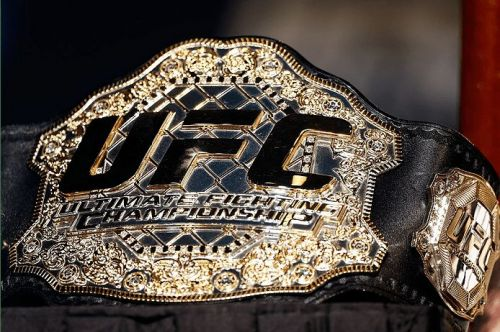 The UFC - Seen some epic title reigns in the past 25 years