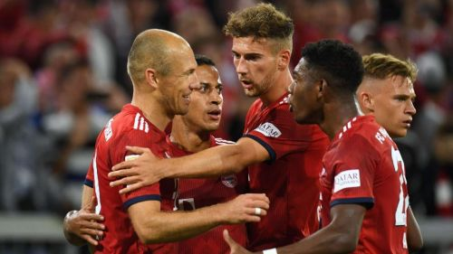 Bayern may have won but they will struggle against the better teams in Europe