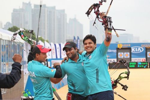 Archery World Cup Stage 1 Shanghai, China