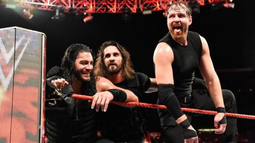 Image result for wwe the shield