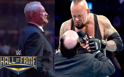 The Undertaker has made many friends, while having major heat with a few others in WWE
