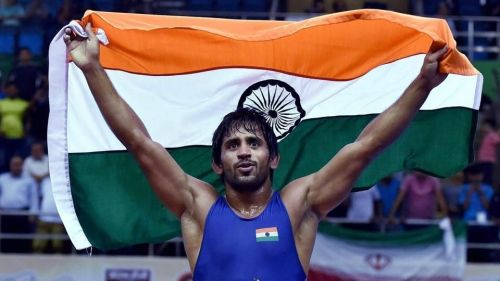 Bajrang Punia : Can he raise the tricolor once again on Day 1 of Asiad wrestling?