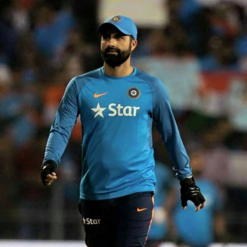 Parvez Rasool takes five wicket haul in Duleep Trophy