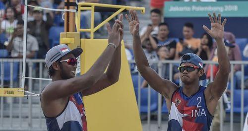 Ramadhan – Pribadi of Indoneisa won Bronze (Image Courtesy: Asian Games 2018)