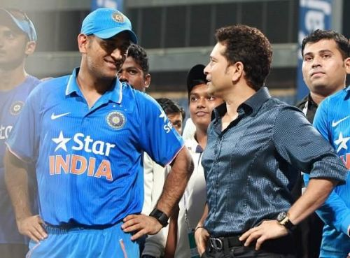 Image result for sachin dhoni