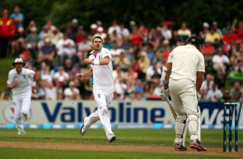 New Zealand v England - 1st Test: Day 3