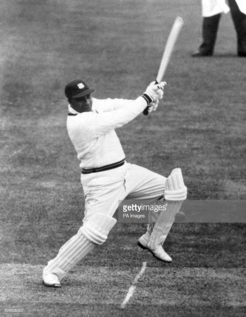 Image result for clyde walcott tests getty