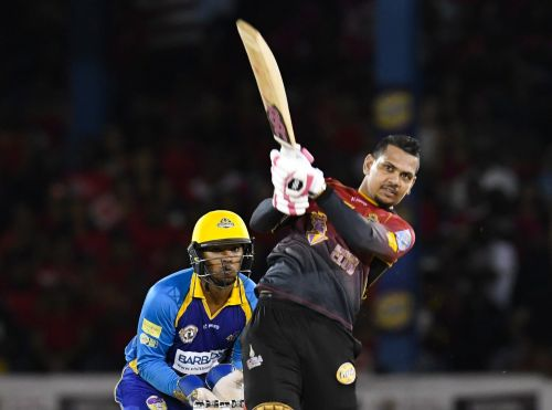 Image result for Sunil Narine tkr