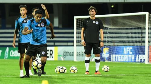 Bengaluru FC is set for much bigger strides to take before the domestic season as they lock horns with Turkmen side Altyn Asyr in the AFC Cup Interzone Semi-Final 1st Leg