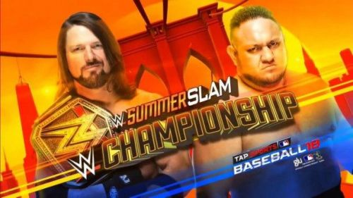 The Samoan Submission Machine vs. The Phenomenal One