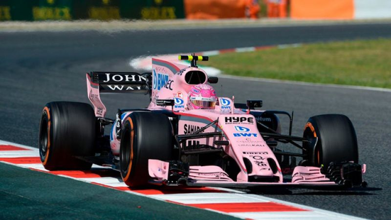 Force India now have new management