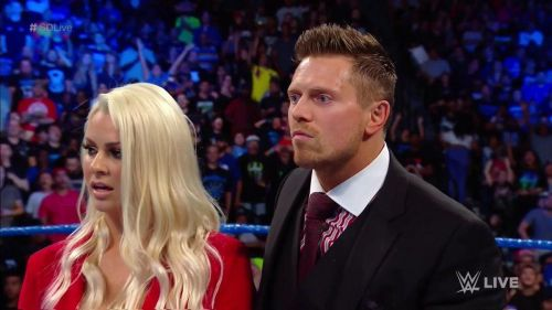 The Miz and Maryse kicked off this week's SmackDown Live