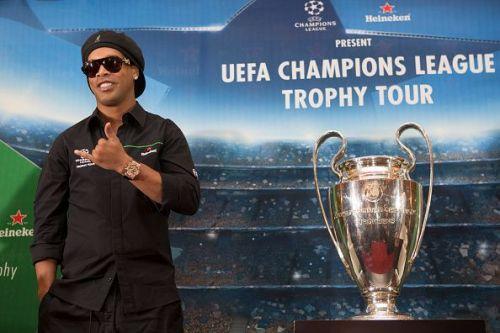 UEFA Champions League Trophy Tour