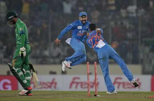From the previous version of the Asia Cup in 2016. India are the current champions