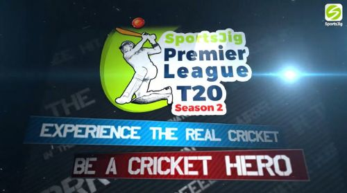 SportsJig Premier League T20 - Season 2