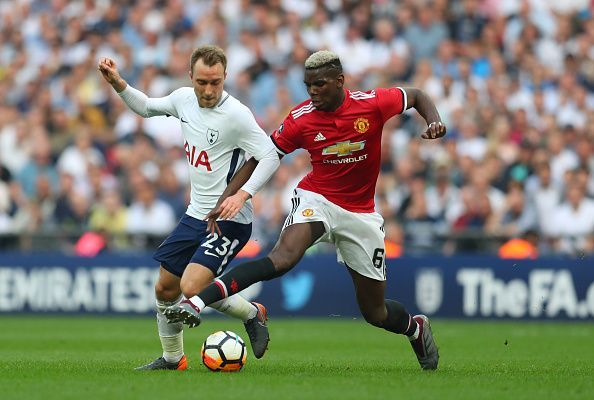 Image result for Manchester united spurs