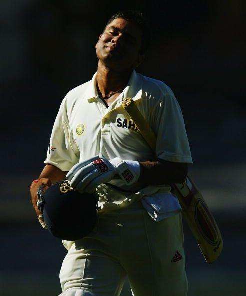 3rd Test Australia v India Day Three