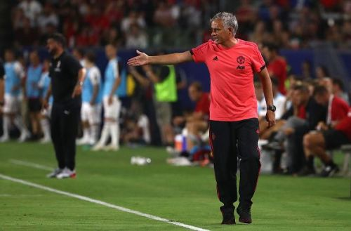 AC Milan v Manchester United - International Champions Cup 2018