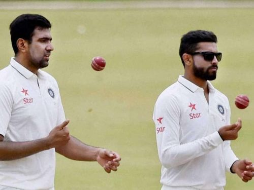 Jadeja - The apt replacement for Ashwin