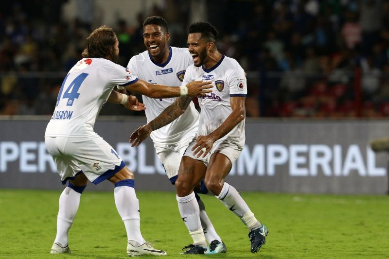 Four of the seven foreign players from last season will return for Chennaiyin