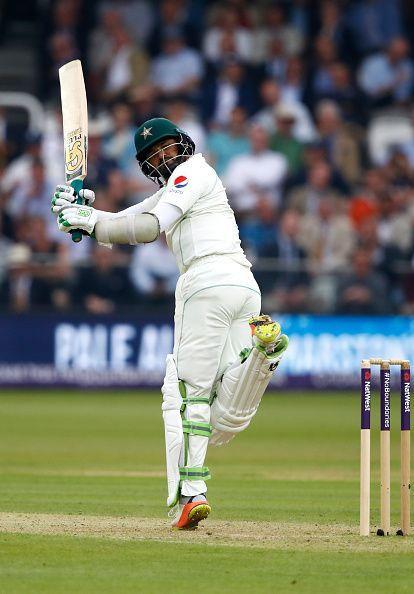 England v Pakistan: 1st Test - Day One
