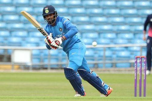 ECB XI v India A - Tour Match