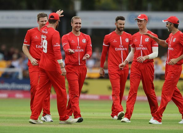 Lancashire has won five and lost three out of the nine matches they have played so far and are currently placed fourth in the North Group standings