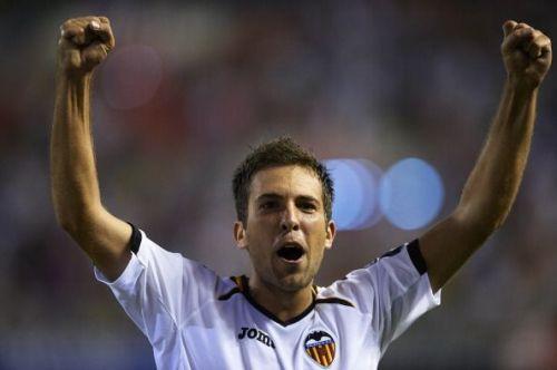 Valencia CF v Real Racing Club  - Liga BBVA