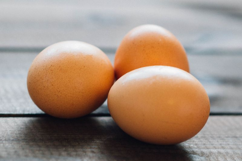 Eggs are a very economical source of protein