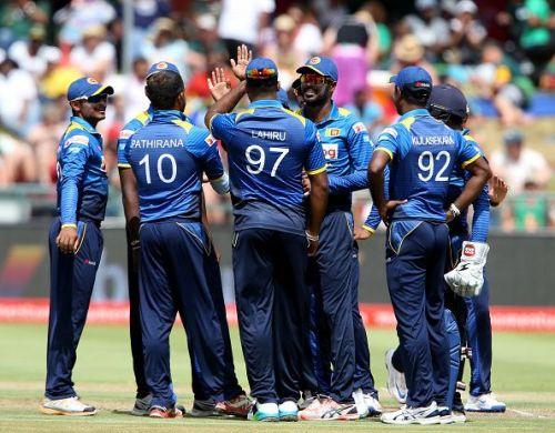 South Africa v Sri Lanka - 4th ODI Series