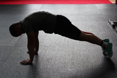 Cardio exercises go a long way