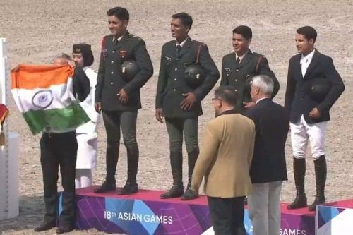 Asian Games 2018 : Equestrian Riders to open Indian challenge on Day 9