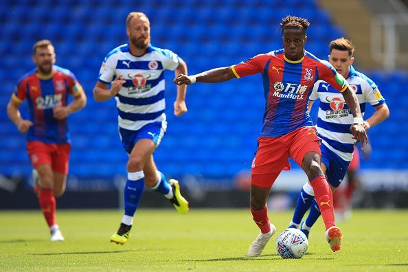 Reading v Crystal Palace - Pre-Season Friendly