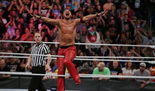 Image result for wwe shinsuke nakamura wins royal rumble