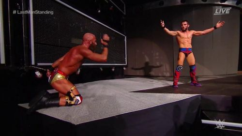 What an explosive edition of NXT TakeOver, like we expected