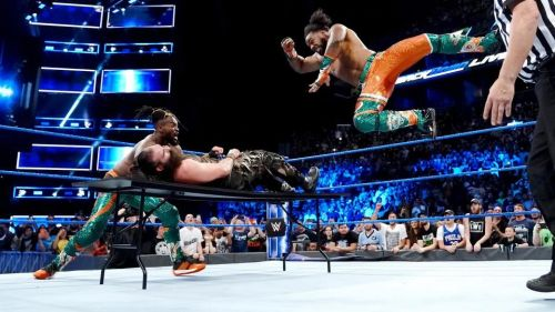 SmackDown Live bounced back in viewership quite significantly