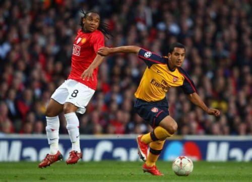 Manchester United v Arsenal - UEFA Champions League