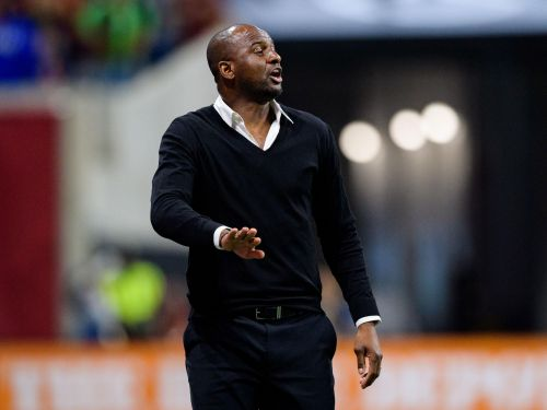 Vieira previously managed New York City FC in the MLS