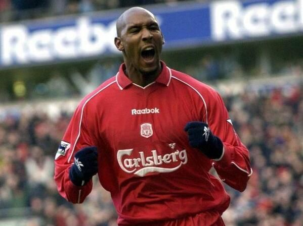 Believe it or not, he played for Liverpool.
