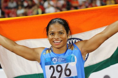 Can Dutee Chand and Hima Das make a historic double in medals?