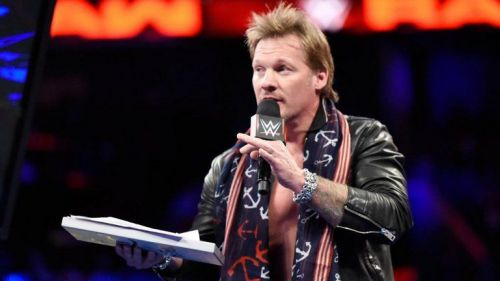 Jericho on the mic.