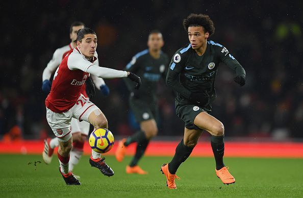 Arsenal Vs Manchester City: Predicted Lineups, Premier