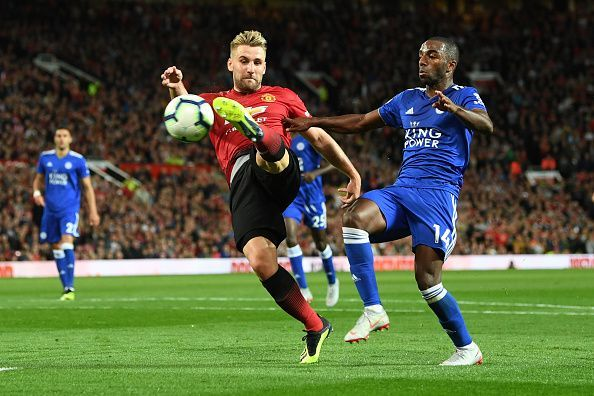 Image result for manchester united vs leicester