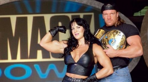 Image result for chyna wwf champion