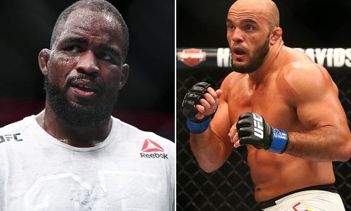 Corey Anderson and Ilir Latifi will face-off at UFC 232